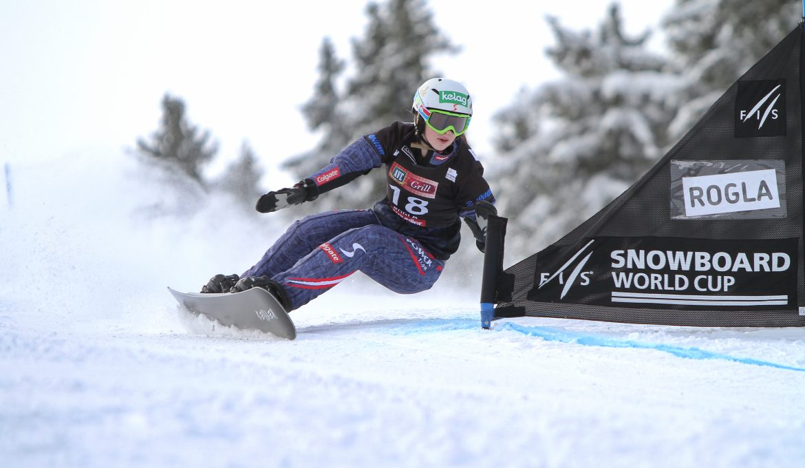 Weltcup in Rogla – Sabine leider out