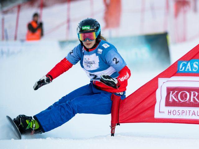 FIS Snowboard World Cup - Bad Gastein AUT - PSL - SCHOEFFMANN S. AUT © Miha Matavz