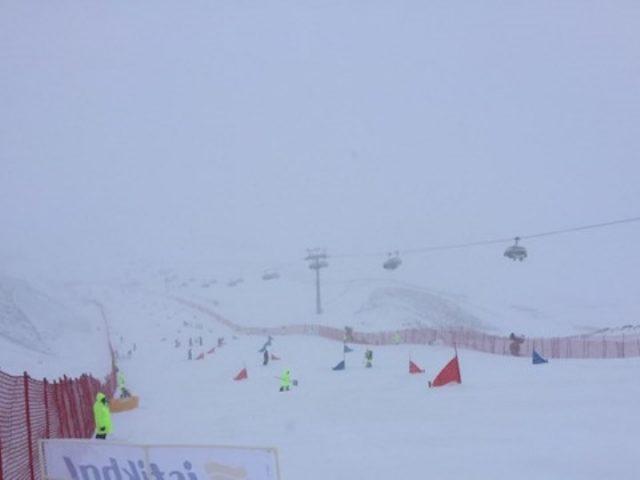 Nebel und Sonne in Kaysari