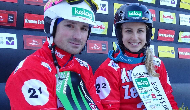 "Sabine & Alex, das ""Kärntner Team"""
